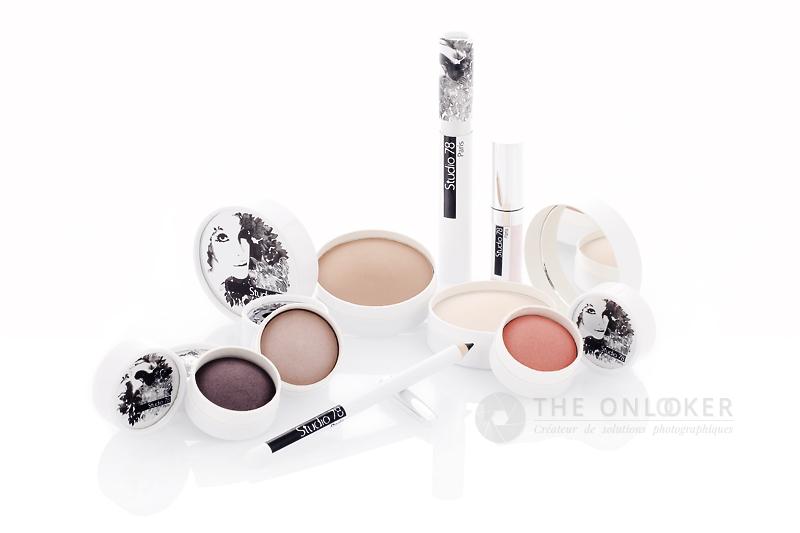 packshot cosmétique