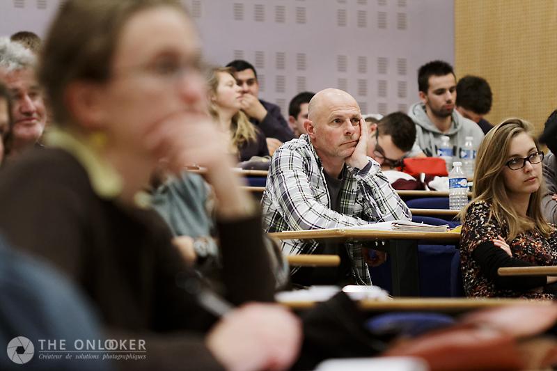 photographe événementiel conférence Ille et Vilaine