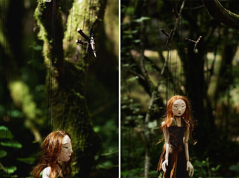 portrait de poupée